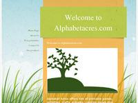 Alphabet Acres kids' games