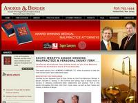 New Jersey medical malpractice and personal injury attorneys