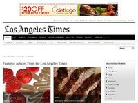 Featured Articles From The Los Angeles Times