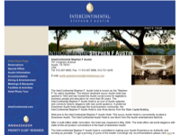 InterContinental Stephen F. Austin