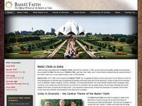 Baha'is of India, Baha'i Faith