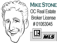 Mike Stone, Orange County Real Estate Broker