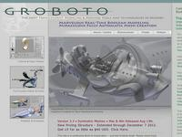Groboto 3D Software for Artists, Designers, Explorers