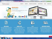 HireAWiz: Phoenix Web Design Experts