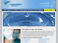 Anti-Aging Medicine: Longevity Centres of America