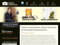 Denver DUI Attorney, Colorado Criminal Defense Lawyers