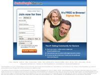 SeniorPeopleMeet.com, #1 Dating community for seniors
