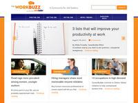 The Work Buzz, CareerBuilder Job Seeker Community