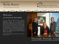Law Office of Becky Beaver