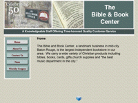 The Bible and Book Center