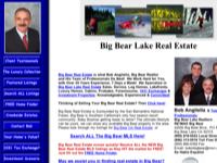 Bob Angilella, Big Bear REALTOR®