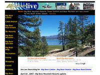 Big Bear Cabins by Big Bear Live.com