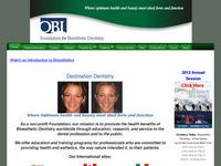 OBI Canadian Institute for Bioesthetic Dentistry Inc.