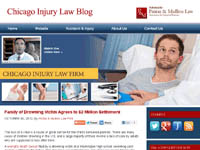 Chicago Personal Injury Lawyer, William Pintas