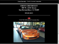Crest Chevrolet