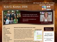 Dr. Kyle G. Keeter, DDS - Dallas Dentist
