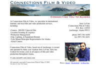 Connections Film and Video
