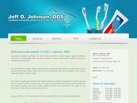 Dentist Jeff O. Johnson, DDS