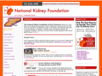 National Kidney Foundation of East Tennessee
