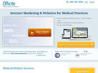 Professional Medical Websites, Officite