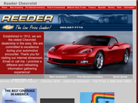 Reeder Chevrolet - New and Used Cars