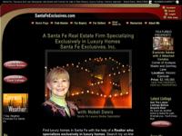 Nobel Davis, Santa Fe Exclusives, Inc.