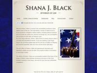 Shana J. Black, San Diego Attorney At Law