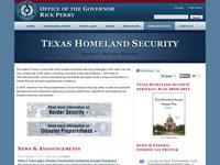 Texas Homeland Security