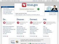 Texas.gov, The State of Texas