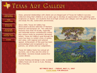 Texas Art Gallery