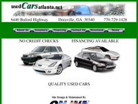 Used Cars On-Line