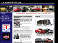 Virginia Auto Search